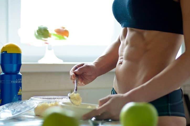 Alimentação pós treino