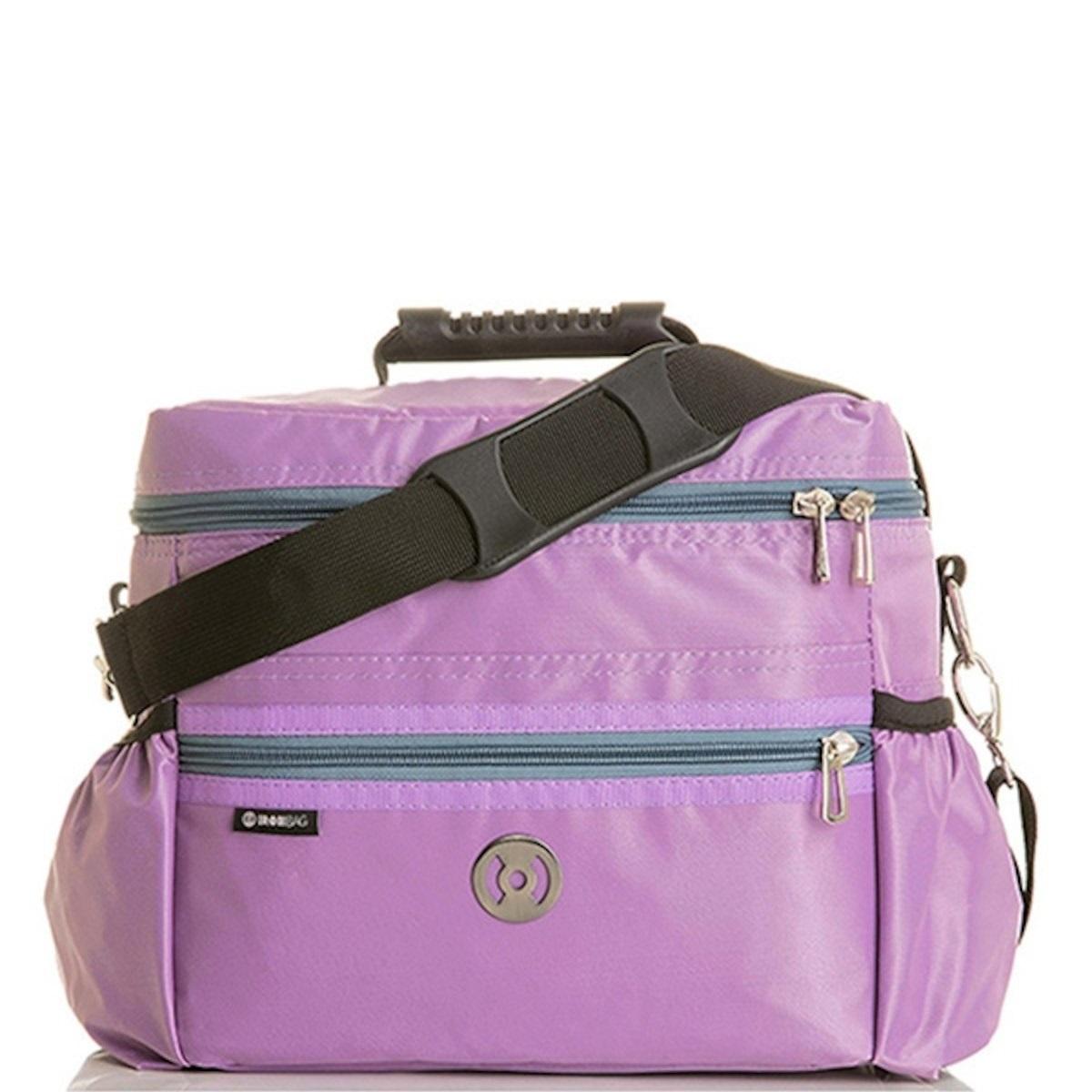 e74123731 Bolsa Térmica Iron Bag Clássica Pop Lilás - Bolsa Térmica Fitness