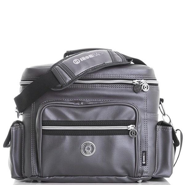 0741c6ddb Bolsa Térmica Iron Bag Clássica Premium Platinum - Bolsas Térmicas
