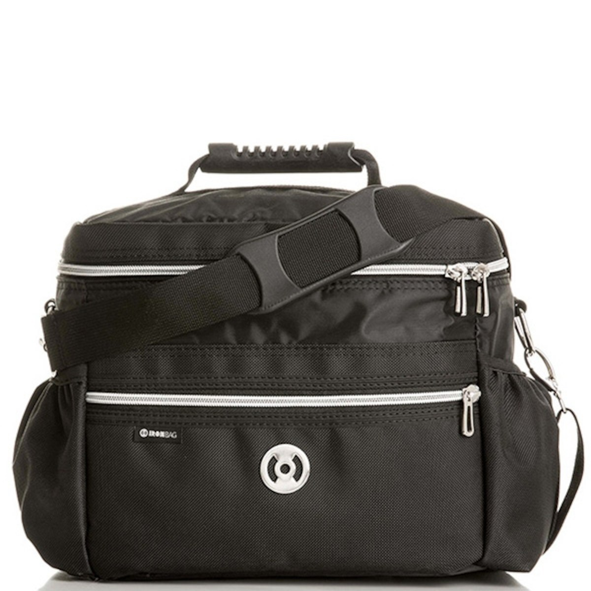 a06a62aef Bolsa Térmica Iron Bag Clássica Pop Preta - Bolsa Térmica Fitness