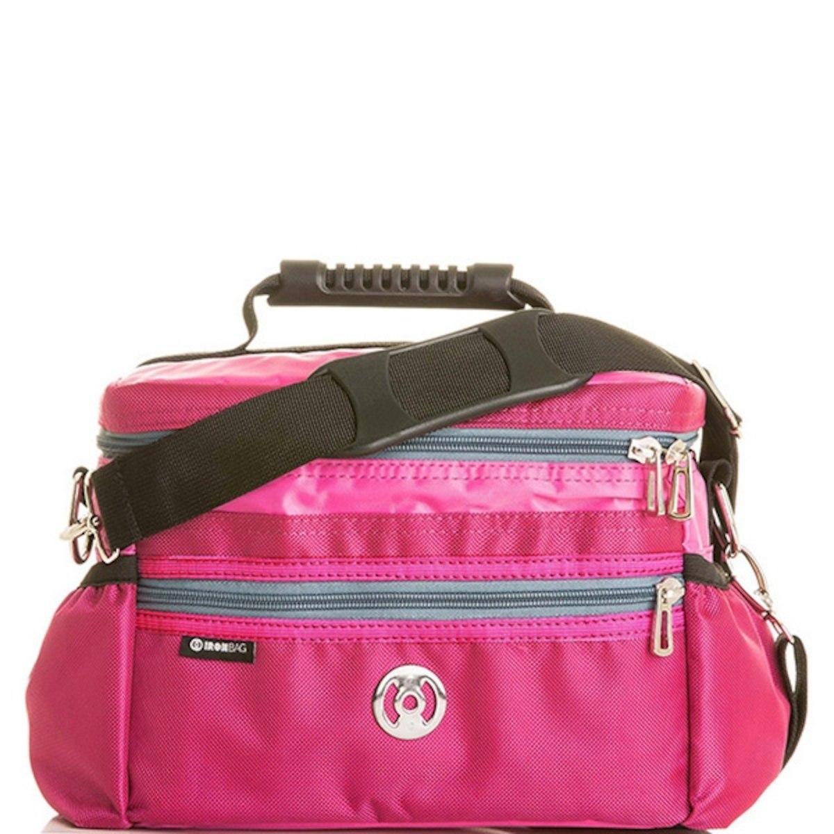 753b031ab Bolsa Térmica Iron Bag Média Pop Rosa - Bolsa Térmica Fitness