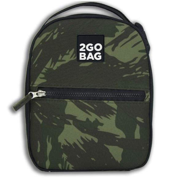 6da505ca3 Mochila Térmica 2GoBag Baby Back Army - Bolsa Térmica Fitness
